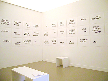 Fortune drawings, 2007